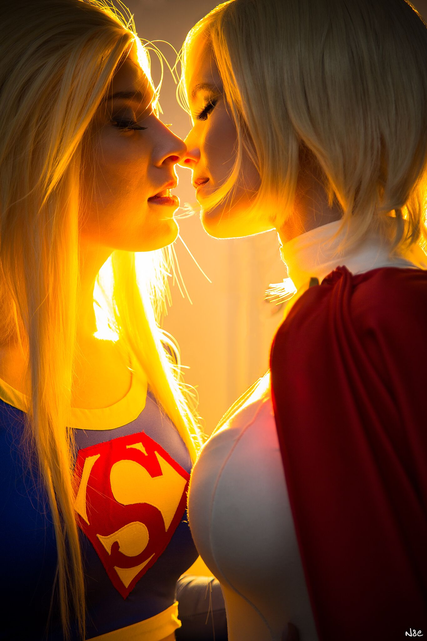 Cosplay DC Comics by N8e