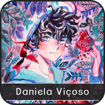 Daniela Viçoso illustration manga