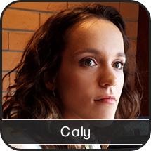 Caly invitée