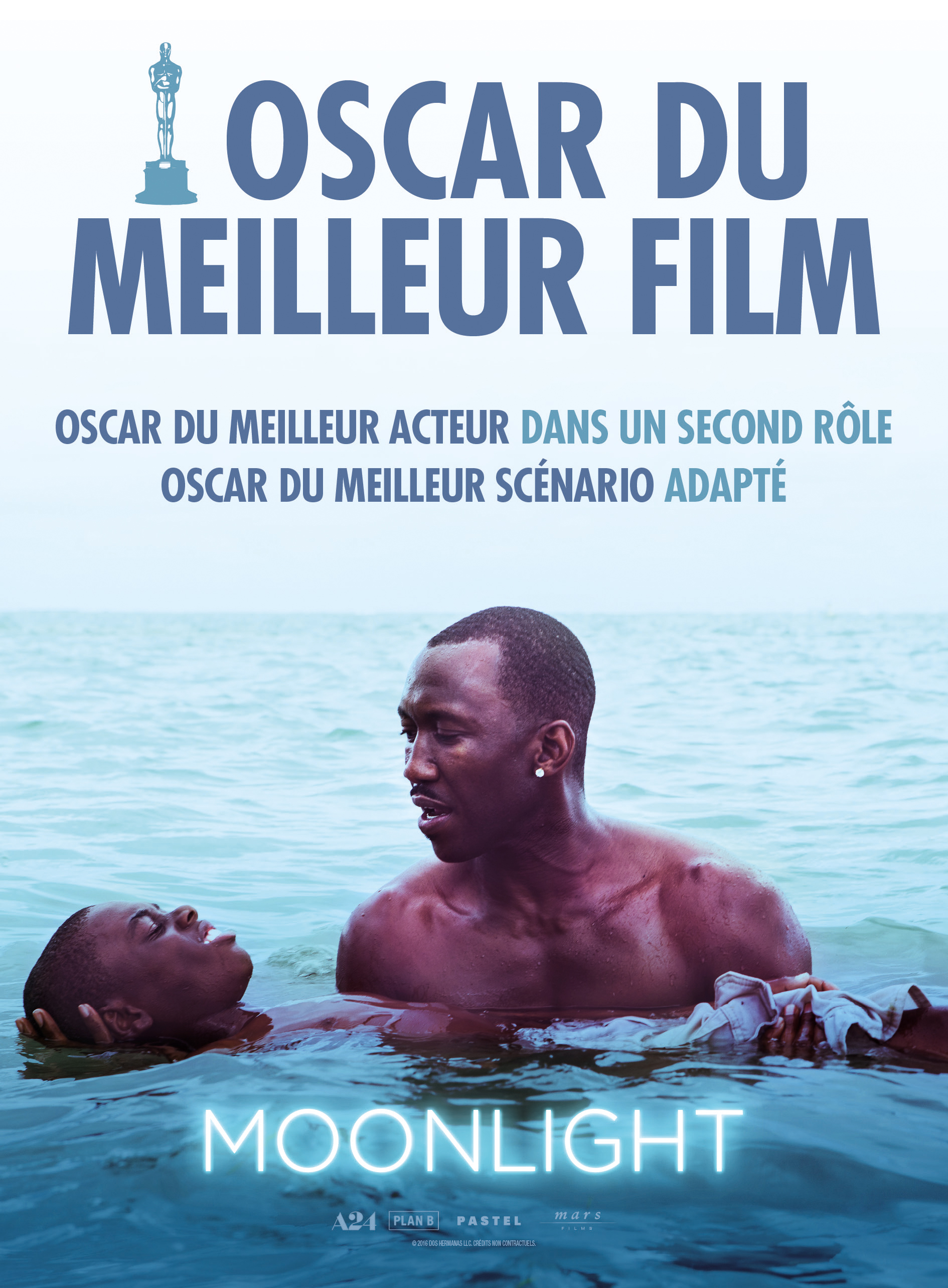 affiche film Moonlight