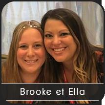 Brooke et Ella vignette partage avec